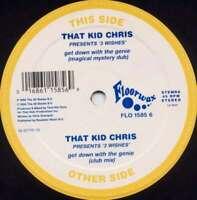 """That Kid Chris Presents 3 Wishes - Get Down With  12"""" Vinyl Schallplatte - 99292"""