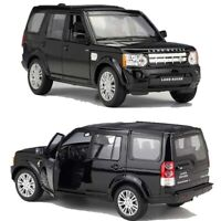 1:24 Diecast Alloy Model Car Land Range Rover Discovery 4 Off-Road Toy Gifts UK