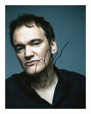 QUENTIN TARANTINO AUTOGRAPHED SIGNED A4 PP POSTER PHOTO PRINT