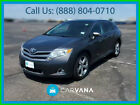 2013 Toyota Venza XLE Wagon 4D AM/FM Stereo Anti-Theft System Daytime Running Lights Hill Start Assist Control