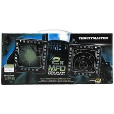 Thrustmaster Mfd Cougar Paquet Vol Contrôle USB Cockpit Panneaux pour PC