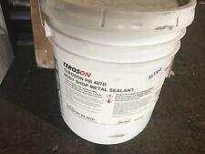 Teroson rb 407D adhesive terostat sa-407  anti flutter adhessive 5 GALLONS