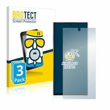 Samsung Galaxy Note 10 Plus , 3 x AirGlass® MATTE Premium Glass Screen Protector