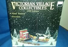 Victorian Village Collectibles Old Towne Fish Pier