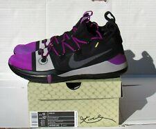 New Nike Kobe AD Exodus Lakers Away Basketball Shoes (AV3555-002) Size 11