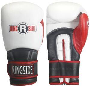 Ringside Boxing Kickboxing Pro Style IMF Tech PROMFTGE Training Gloves 14oz 16oz