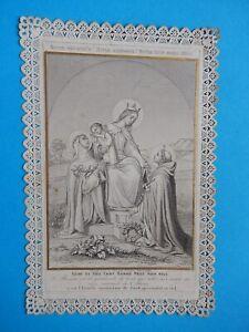 IMAGE PIEUSE CANIVET BOUASSE  SAINT ROSAIRE DOMINIQUE CATHERINE DE SIENNE