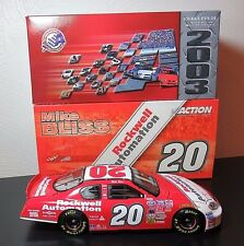 Mike Bliss #20 Rockwell Automation 2003 Monte Carlo Club 1/24 Car New In Box