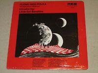 The Polka Holics Orchestra Flying High Polka 1970's Rex Recs.# LP756 Sealed LP