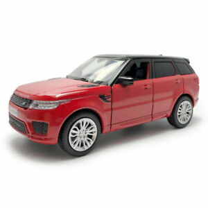 1:32 Land Rover Range Rover Sport SUV Model Car Diecast Toy Vehicle Kids Red