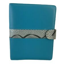 Day Timer Planner Notebook Agenda Blue 5 12 X 8 12 With 2014 Insert Pages