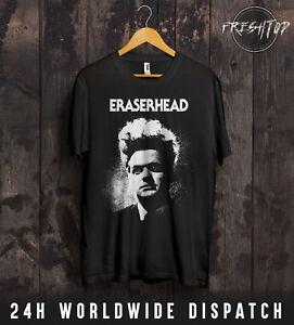 Eraserhead T Shirt David Lynch Cult Horror Movie Twin Peaks Gift S-XXXL