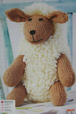 Sheep/Lamb Toy Knitting Pattern