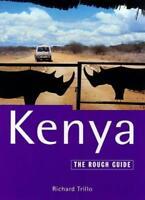 Kenya: The Rough Guide (Rough Guide Travel Guides),Richard Trillo,et al