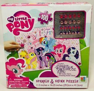My Little Pony Sparkle & Shine 100 Piece Puzzle