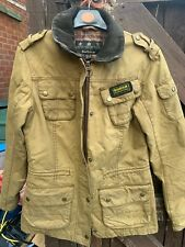 Barbour Ladies hailwood Jacket Size 12