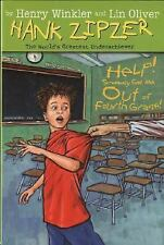 Help! Somebody Get Me Out of Fourth Grade! #7 (Hank Zipzer)-ExLibrary