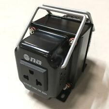 "Nippon America 200W Voltage Converter ""TVS-200"" 200W step up & down Transformer"