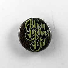 "ALLMAN BROTHERS BAND 1.25"" button pin pinback badge Buy 2 Get 1 Free"