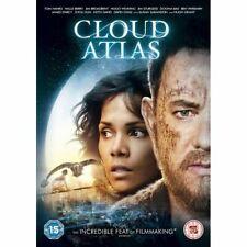 Cloud Atlas DVD 2013 by Tom Hanks Halle Berry.