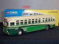 CORGI 54002 MADISON AVENUE NEW YORK GM4506 DIECAST MODEL AMERICAN BUS COACH