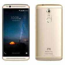 "ZTE Axon 7 mini Or 32Go Écran 5.2"" AMOLED FHD Caméra 16 Mpx Dual SIM 4G LTE NEUF"