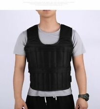 Workout Loading Weight Vest Boxing Weight Training Adjustable Waistcoat Jacket