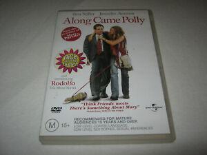 Along Came Polly - Ben Stiller - VGC - DVD - R4