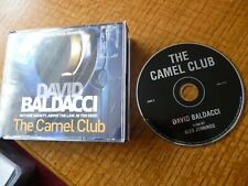 CD AUDIO - THE CAMEL CLUB - David Baldacci Disc 4 -  [DISC ONLY]