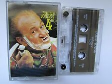 JAMES YOUNG'S 4TH TAPE CASSETTE EMERALD RECORDS MADE IN IRELAND TESTED, EX.COND.