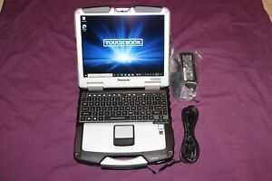 Panasonic Toughbook CF-31 MK6 i5-7300U 16GB/256GB SSD/DVD/4G LTE/30 hour!