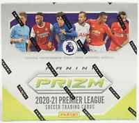 2020-21 PANINI PRIZM SOCCER PREMIER LEAGUE EPL BREAKAWAY BOX FREE SHIPPING
