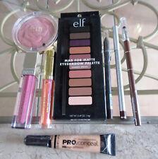 Wholesale Makeup ( Lot of New Cosmetics) Lips Eyes Face, Milani, LA Girl, elf
