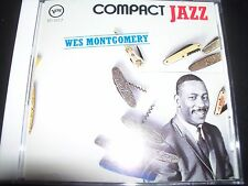 Wes Montgomery Compact Jazz CD – Like New