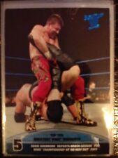 2013 Topps Best of WWE Top Ten Greatest Moments #5 Eddie Guerrero Brock Lesnar