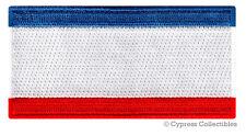 CRIMEA FLAG embroidered iron-on PATCH RUSSIA UKRAINE EMBLEM applique Россия