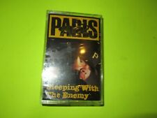 SEALED PARIS SLEEPING WITH THE ENEMY CASSETTE TAPE HIP HOP RAP