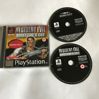 Resident Evil Director's Cut / Boxed / Playstation 1 / PS1 PS2/PS3 / PAL