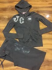 Juicy Couture Ladies Tracksuit Size M