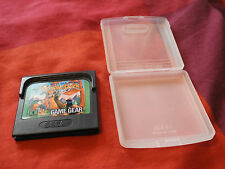 SEGA Game Gear DONALD DUCK THE LUCKY DIME CAPER (cart only with safety box)