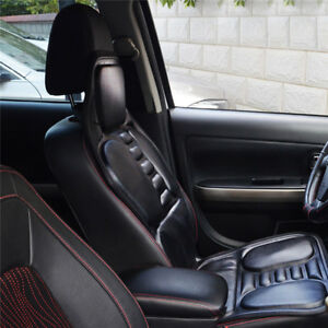 Electric Massage Car Home Chair Office Full Body Relax Back Neck Lumbar Pad Seat