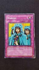 Yu-Gi-Oh ! Waboku SDJ-046 Lightly Played