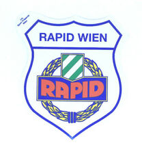 SK Rapid Wien Aufkleber Wappen Logo Bundesliga Fussball #130