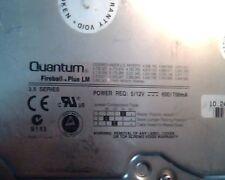 Hard Drive Disk Quantum Fireball Plus LM LM20A014-01-A 20.5AT ALM5 0750 AMIGA HD