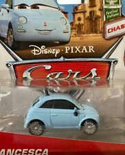 "DISNEY PIXAR CARS ""FRANCESCA"" CHASE, NEW IN PACKAGE, SHIP WORLDWIDE"