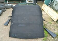 BMW 1 Series Soft Top Folding Roof E88 Convertible Roof 2009 DAMAGED