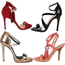 Scarpe da donna con il tacco alto elegante sexy decolte aperte tacchi a spillo