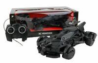 DC BATMAN DAWN OF JUSTICE RC BATMOBILE RADIO REMOTE CONTROL KIDS TOY GIFT 4WD