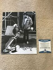 Gary Kurtz HAND SIGNED Star Wars Producer 10x8 Card *In Person* Autograph Bas