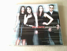 THE CORRS - BREATHLESS - UK CD SINGLE